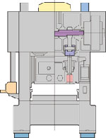 HSD diagram - 2 point straight side press - stamtec