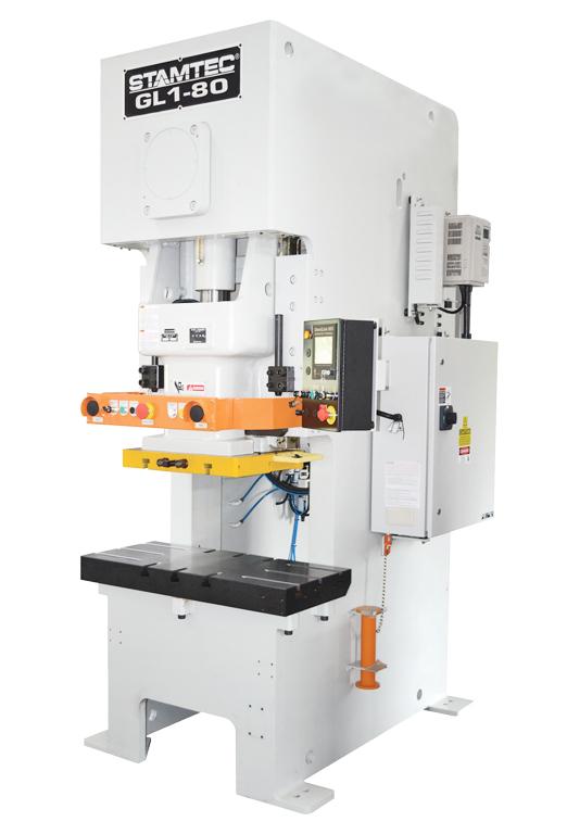 Gl1 Series Gap Frame Press Link Drive Press Stamtec