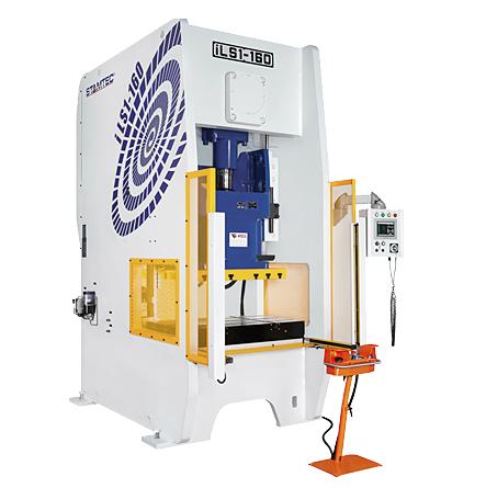Servo Press | Automated Metal Stamping Machines | Stamtec