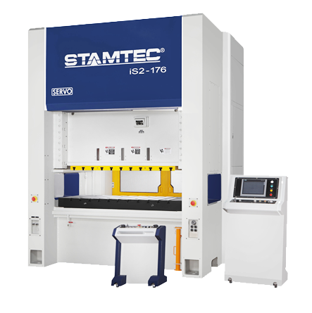 Servo Press | Automated Metal Stamping Machines | Stamtec